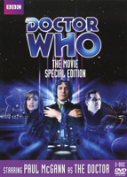 [Doctor Who - The Movie - Special Edition DVD front]