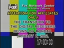 [Fox Digital Transition Slate]